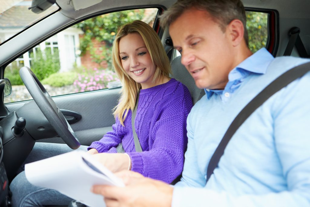 The Drive Gurus - Instructor - Driving Instructors - Lesson - Student